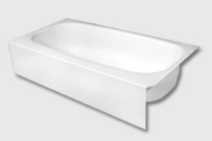 Bathtub liners shower liners wall systems acrylic for Bathtub liner installation cost